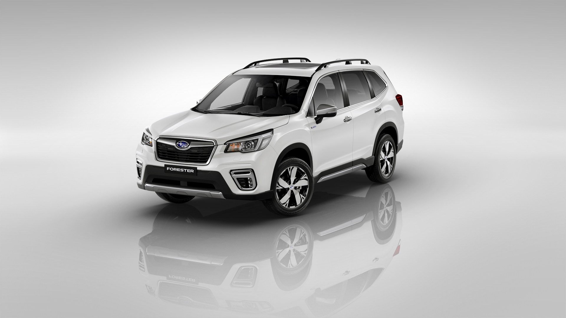 Forester Cristal White